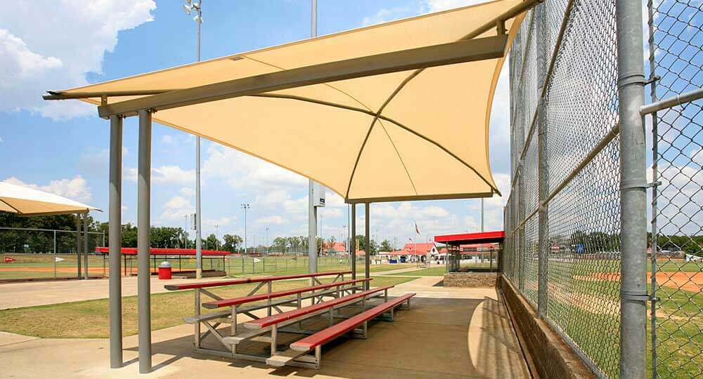 Single Cantilever Shades By Shade Systems