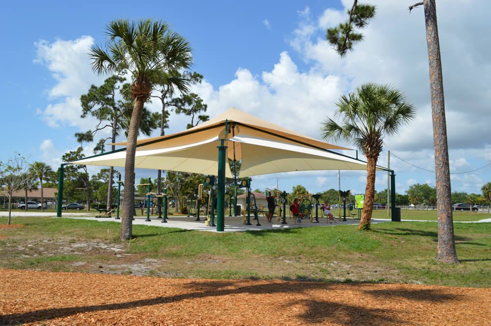 Shade Systems Multi Level Frames Sails In Palm Beach County