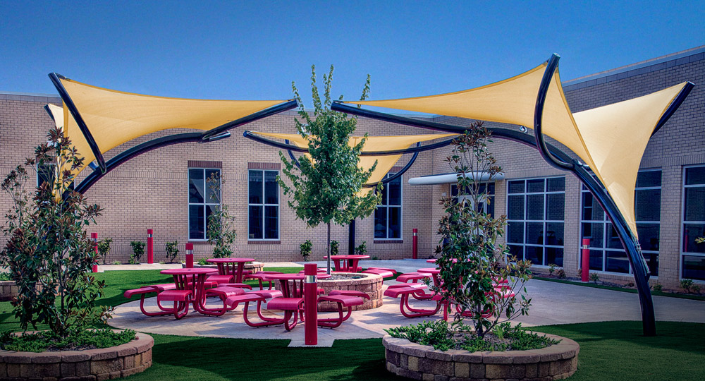 Tornado Fabric Architecture By Shade Systems